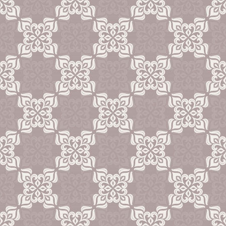 Seamless pattern with floral elements. Stock Vector - 24470968