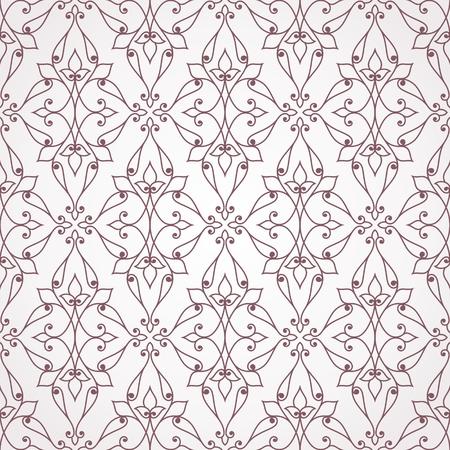 Naadloos patroon voor design. Stock Illustratie