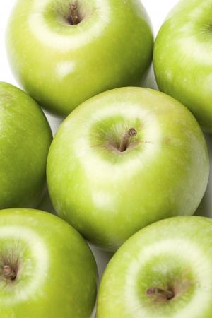 seeding: Green apple is a hybrid fruit propagated by Maria Ann Smith of Australia through chance seeding