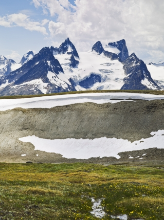 bugaboo: The mountains in Bugaboo Provincial Park