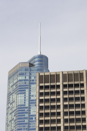 Image of tall building against the sky Stock Photo - 16978723