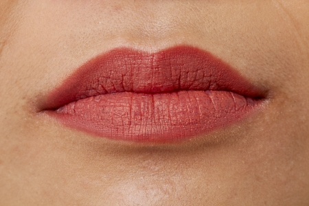Close-up shot of a woman's lips Stock Photo - 16972983