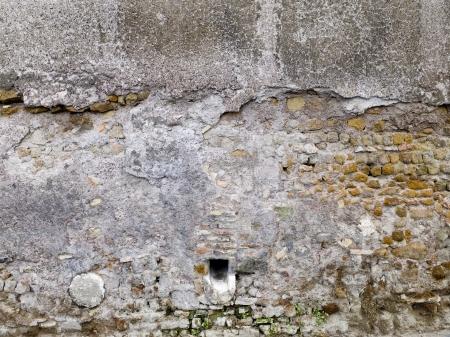 Grunge Brick and Stone Wall