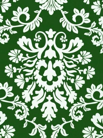 Naadloze: Een afbeelding op ware grootte van een groene abstracte achtergrond Stockfoto