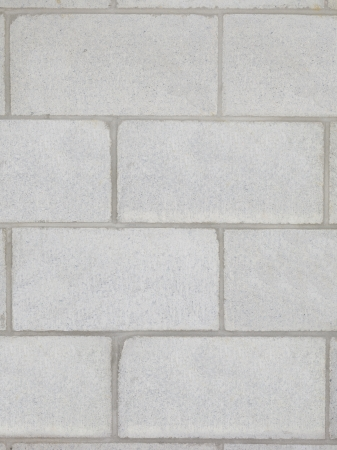 clinker tile: Brick wall pattern isolated on
