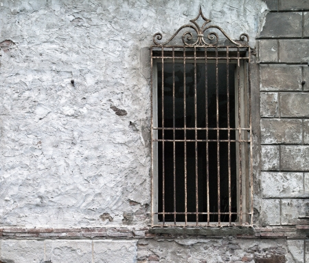 Image of a old window on residential structure. Stock Photo - 17150333