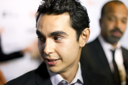 Actor Max Minghella arrives at the 2011 Toronto International Film Festival on September 9th, 2011 for the screening of Ides Of March