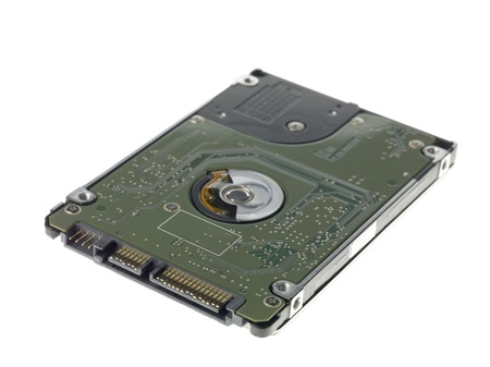 Close-up of portable hard drive. Stock Photo - 17151901