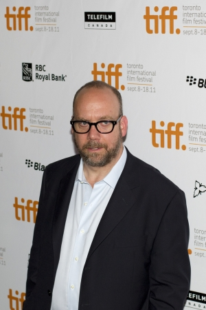 Paul Giamatti Arrives at the 2011 Toronto International Film Festival on September 9th, 2011 for the screening of Ides Of March Stock Photo - 17176205