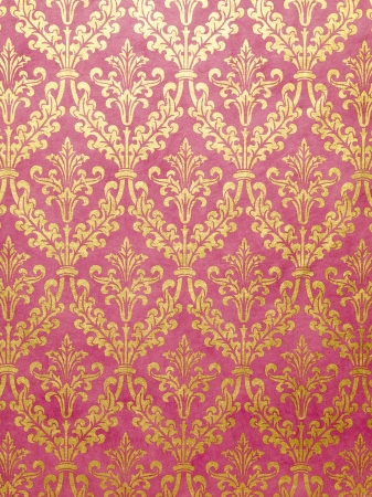 illustrati: Illustration of decorative abstract wallpaper