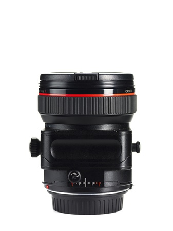 tilt: The Canon 24mm Shift Tilt TS-E gives you precise creative control over vital aspects of your image.