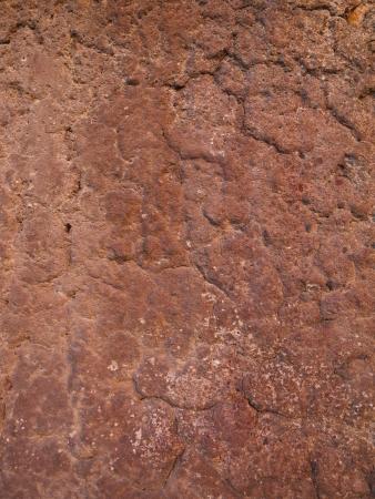A lumpy wall painted orange Stock Photo - 17354566