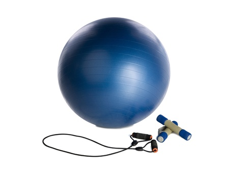Image of exercise equipment against white background