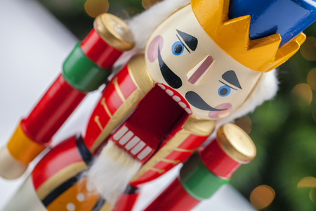 man nuts: Beautiful and colorful stock imges of holiday nutcracker ornament decoration