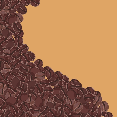 coffee beans: Granos de caf�