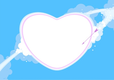 Love is in the air Stock Vector - 17450647