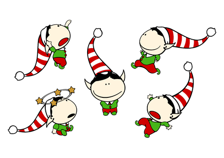 Funny kids 74 - elf boy