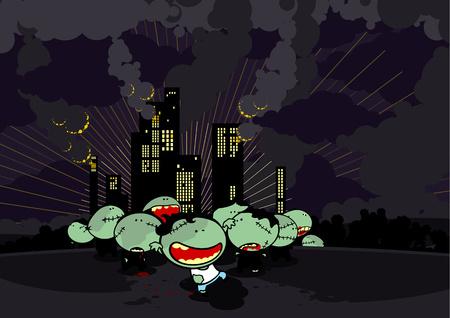 apocalypse: Zombie apocalypse