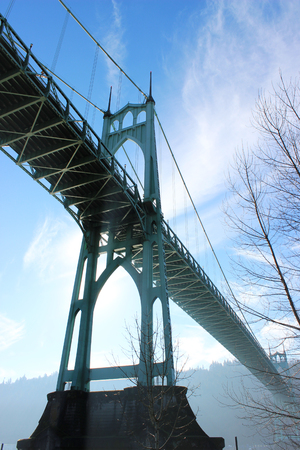 st: St. Johns Bridge