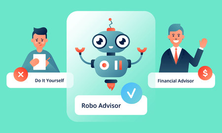 Robo advisor s advantages over doing financial transactions by yourself