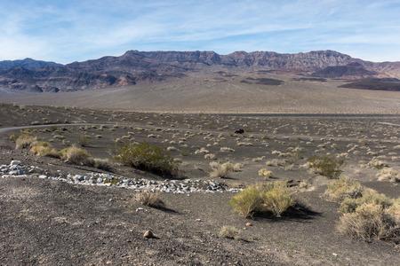 Valle de la muerte fuera de carretera