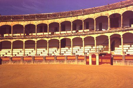 Spanish Bullring