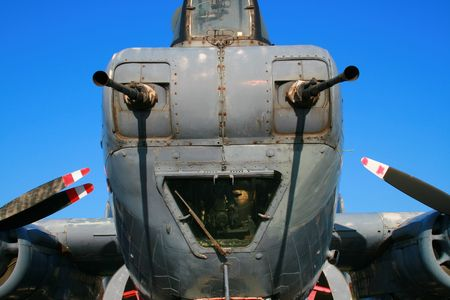 raf: RAF Shackleton Aircraft