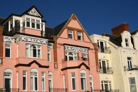 Regency Style Houses