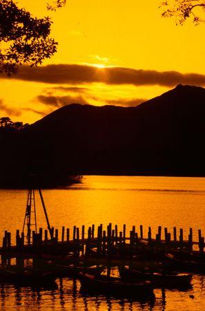lake district: Lake District, England