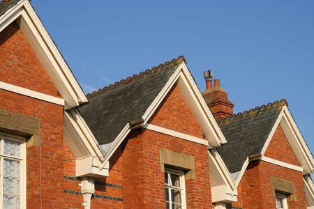 Victorian Houses Imagens