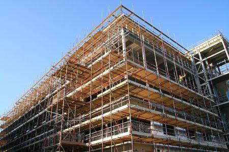 Office Block Construction