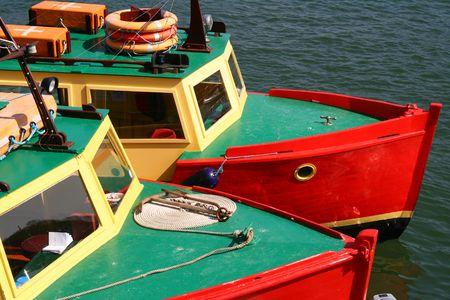 Twin Passenger Ferries