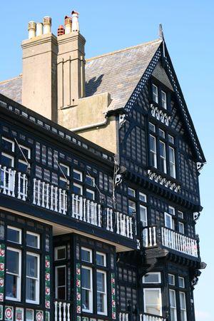 English Tudor Building