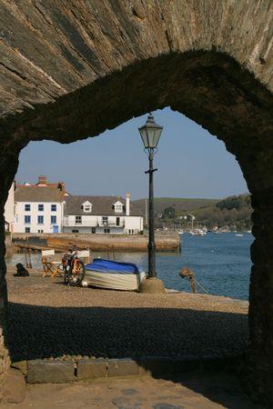 devon: Dartmouth, Devon, England