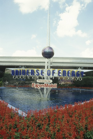 ディズニーの世界エプコット将来世界 - エネルギーの宇宙 報道画像
