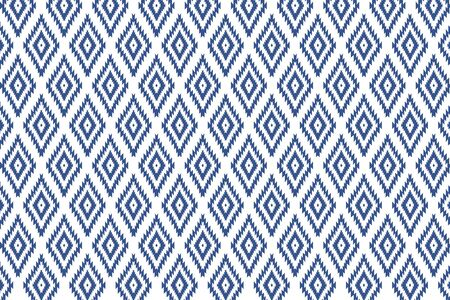 Thai fabric pattern illustration vector 写真素材 - 126511509