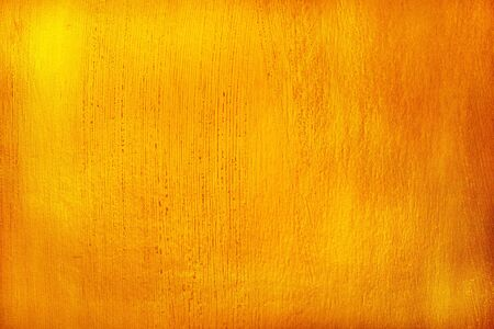 Abstract Gold Wood Paint Textured Background