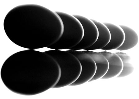 Eggs Banco de Imagens - 6547899