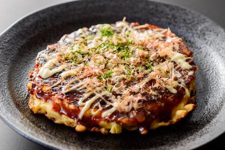일식, 오코노미 야키, 일본식 팬케이크