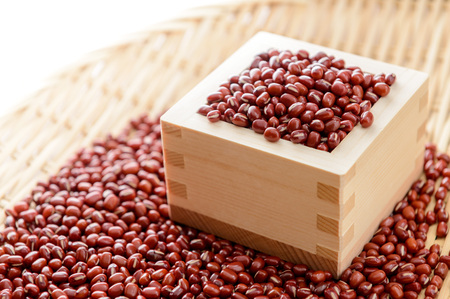 adzuki beans Stock Photo - 83738363