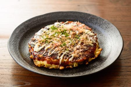 Japanese food, Okonomiyaki, Japanese-style pancakes