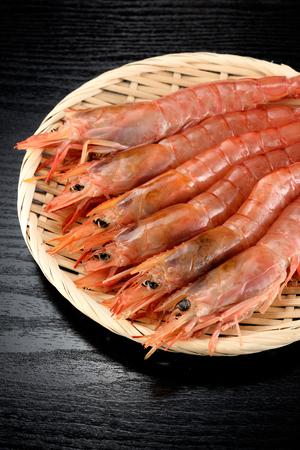 Argentine red shrimp Stock Photo - 84409697