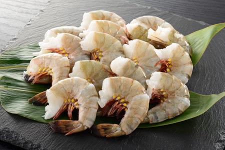 Black tiger shrimp Zdjęcie Seryjne
