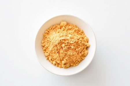 kinako, Toasted soybean flour Reklamní fotografie