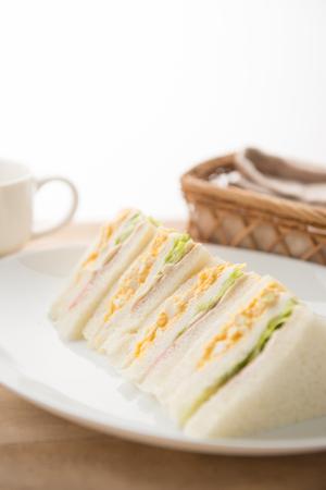 サンドイッチ プレート、