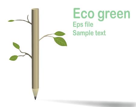 pannel: Vector ecology concept