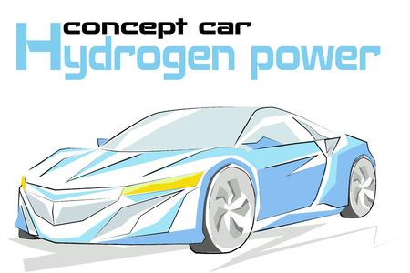 hidrogeno: La energ�a del hidr�geno Concept car