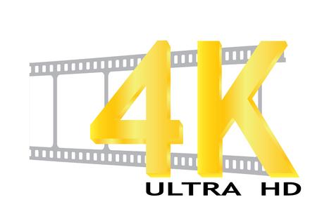 ultra: 4k ultra hd logo