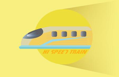 Vector - High Speed Train