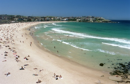 sydney: Bondi Beach, Sydney, Australia Stock Photo